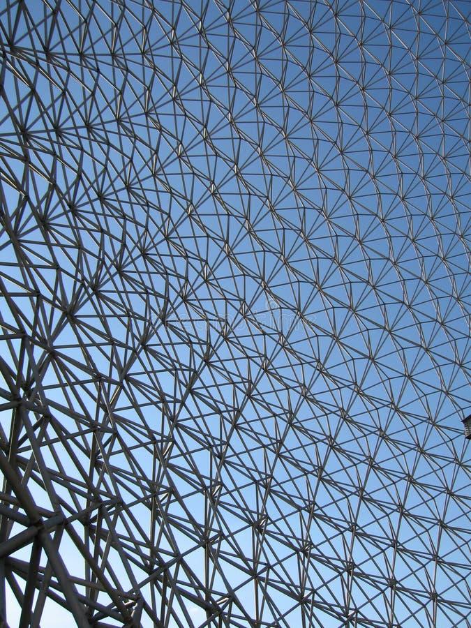 Biosphere_4 imagenes de archivo