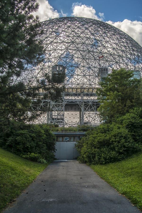 Biosphere, Environment Museum stock photos