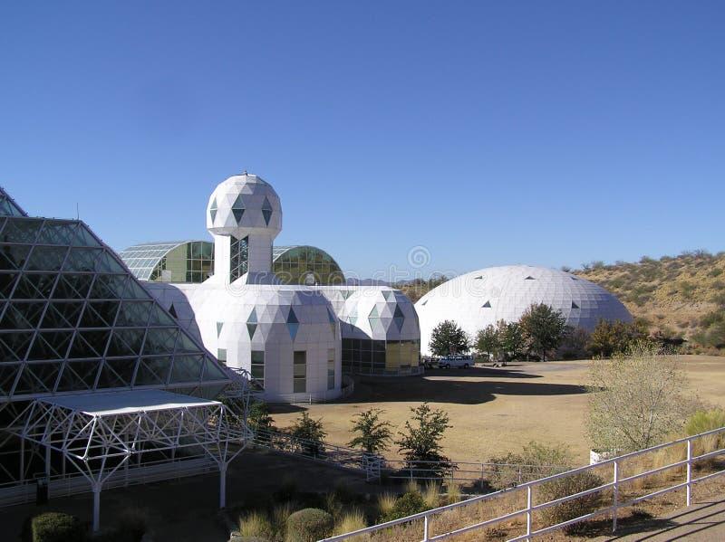 Biosphere II Royalty Free Stock Image