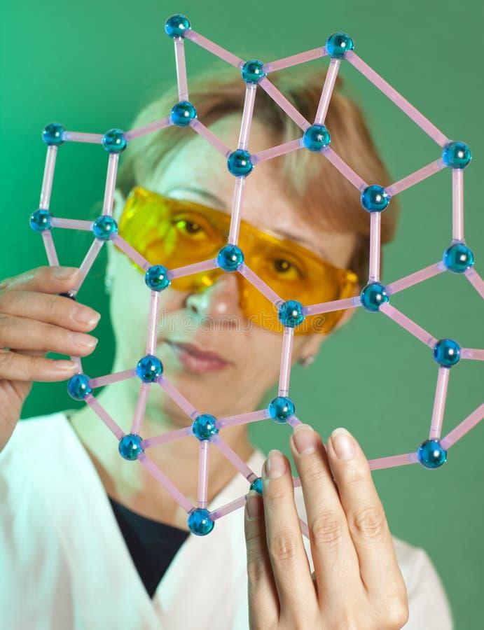 Biotecnología foto de archivo libre de regalías