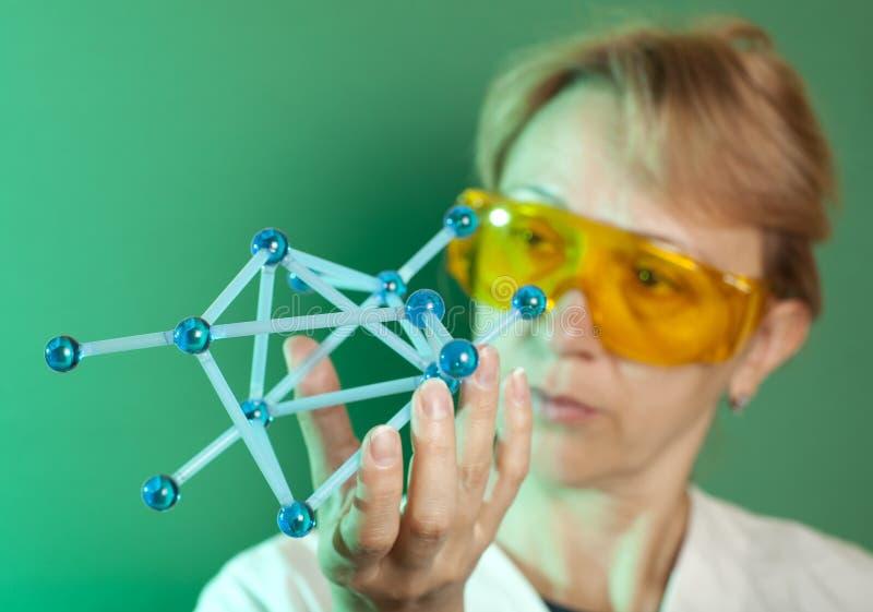 Biotecnologia foto de stock royalty free