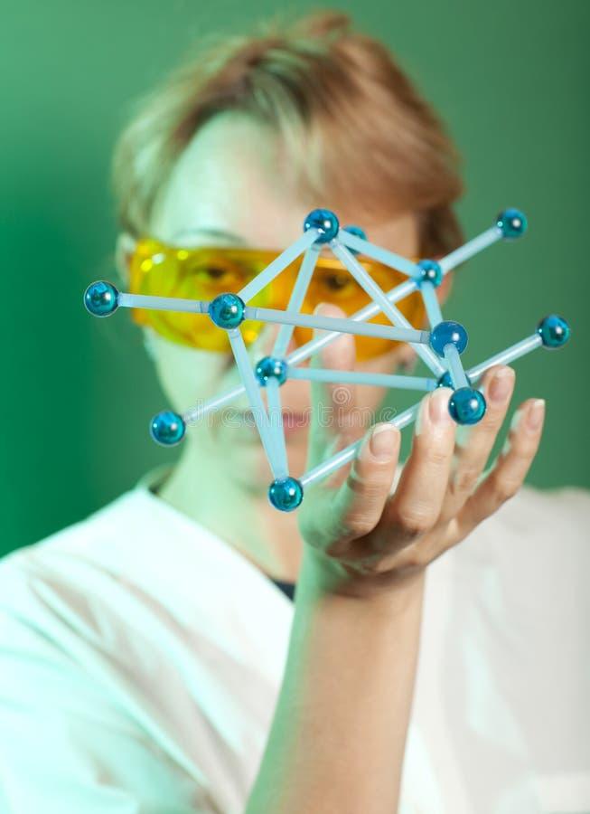 Biotecnologia imagens de stock