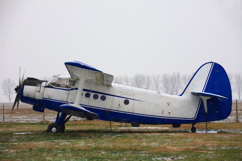 biplan zdjęcie stock