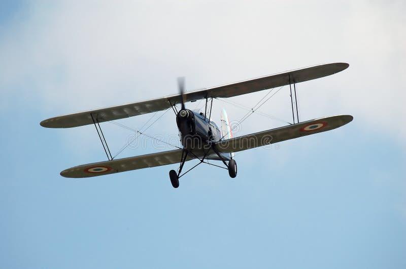 biplane royaltyfria foton