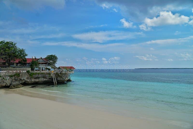 Bira strand royaltyfri fotografi