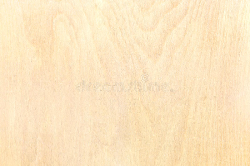 Birch plywood surface with natural pattern texture. D background stock images