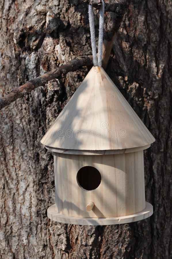 Download Bird House Royalty Free Stock Photo - Image: 23939485