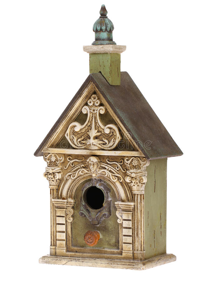 Free Bird House Stock Images - 52615954