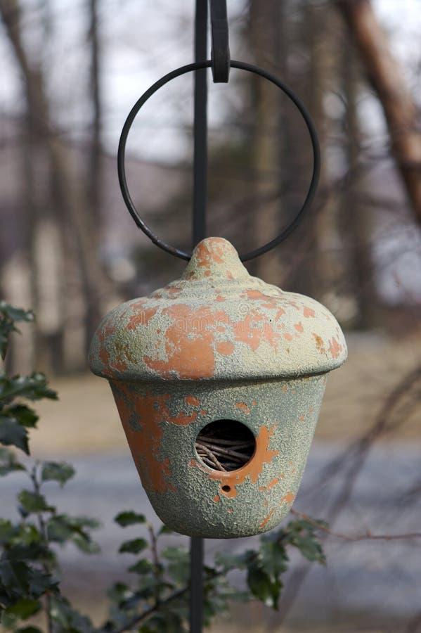 Bird House royalty free stock photo