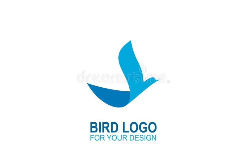 Bird icon vector, logo illustration design. symbol or mascot vector illustration