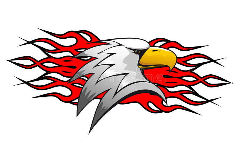 Download Bird mascot stock vector. Image of element, insignia - 21818743