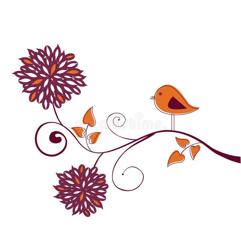 Free Bird On A Branch Royalty Free Stock Photos - 15621608