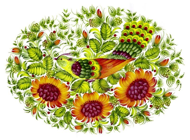 Download Bird of paradise stock vector. Illustration of birdie - 34364266