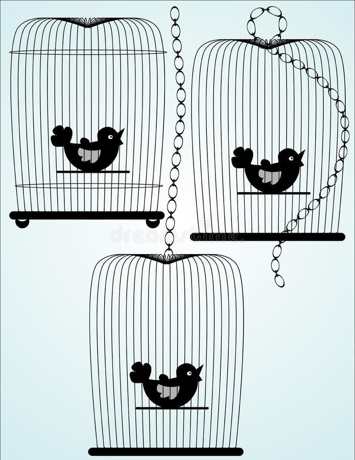 Download Birdcage stock vector. Image of antique, hanging, vintage - 22905643