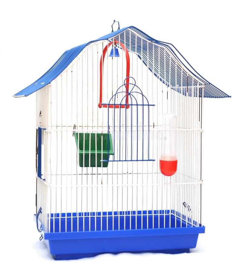 Birdcage fotografía de archivo