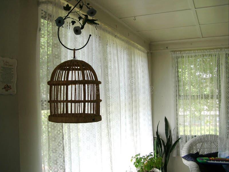 Download Birdcage fotografia stock. Immagine di caduta, umore, appendere - 3878264
