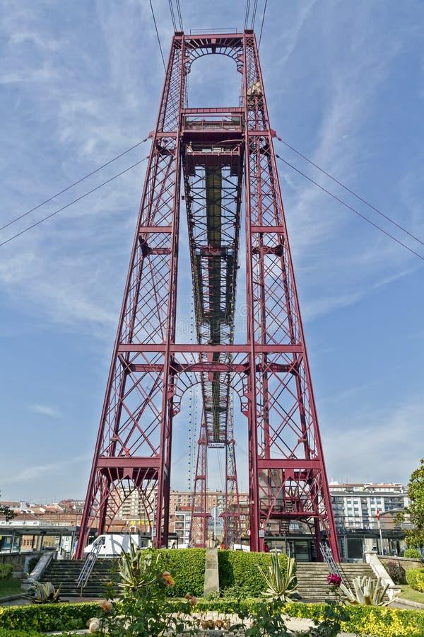 Download Birdge of Bizkaia, Spain stock photo. Image of structure - 26808490
