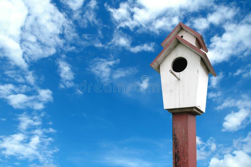 Birdhouse imagem de stock