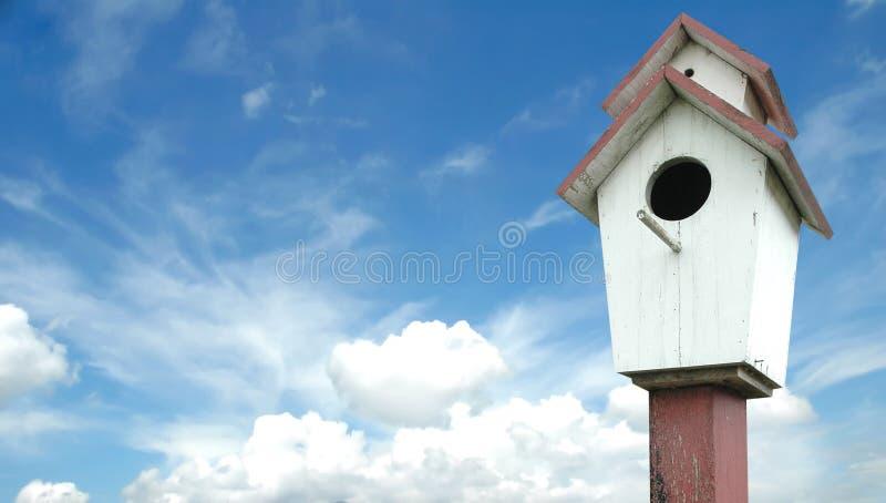 Birdhouse fotos de stock