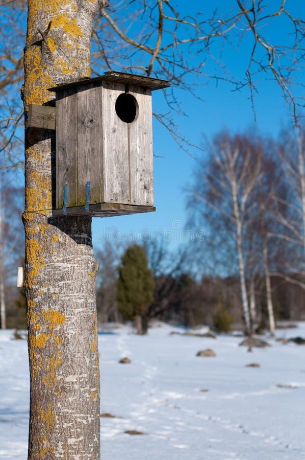 Birdhouse imagens de stock royalty free