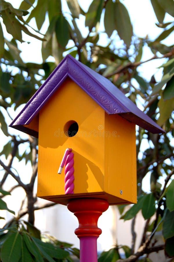 birdhouse arkivbilder