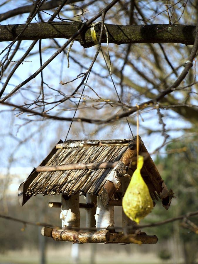 birdhouse στοκ εικόνα
