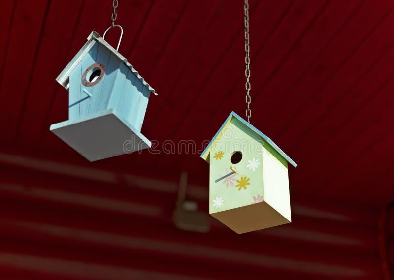 birdhouse photos libres de droits