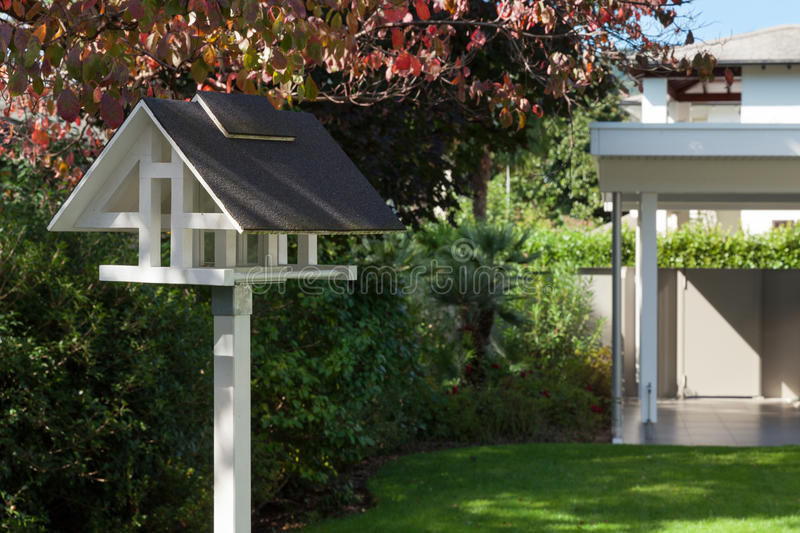 birdhouse stock foto's
