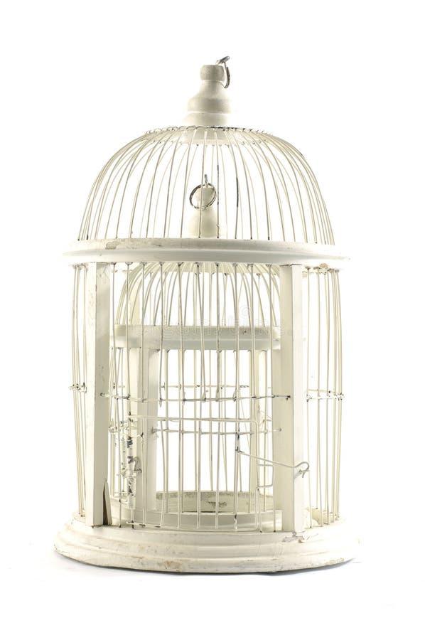Birdhouse di legno immagini stock