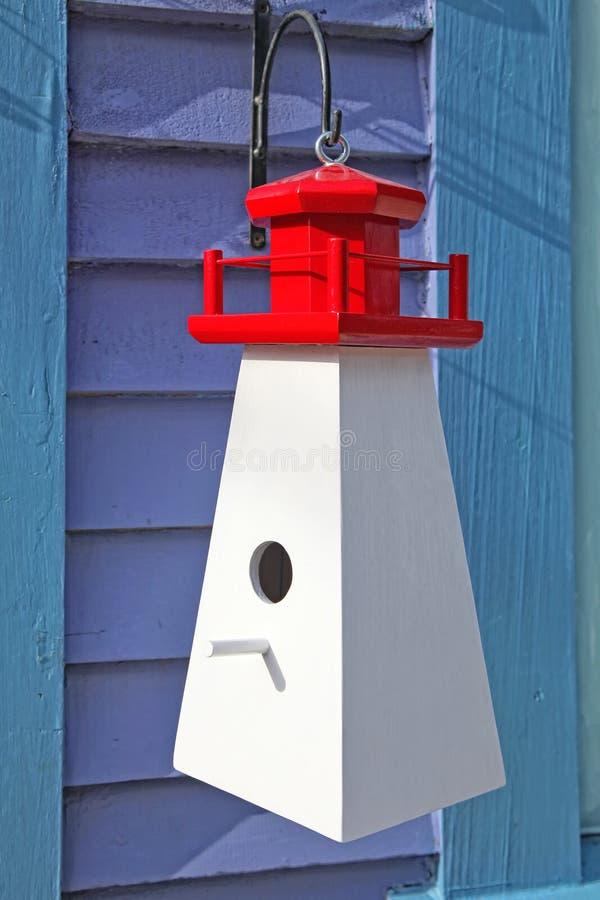 Birdhouse nautique photo stock