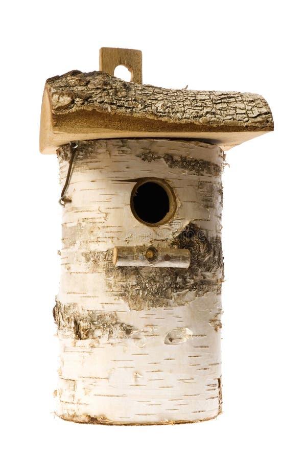 Birdhouse nestles stockbilder