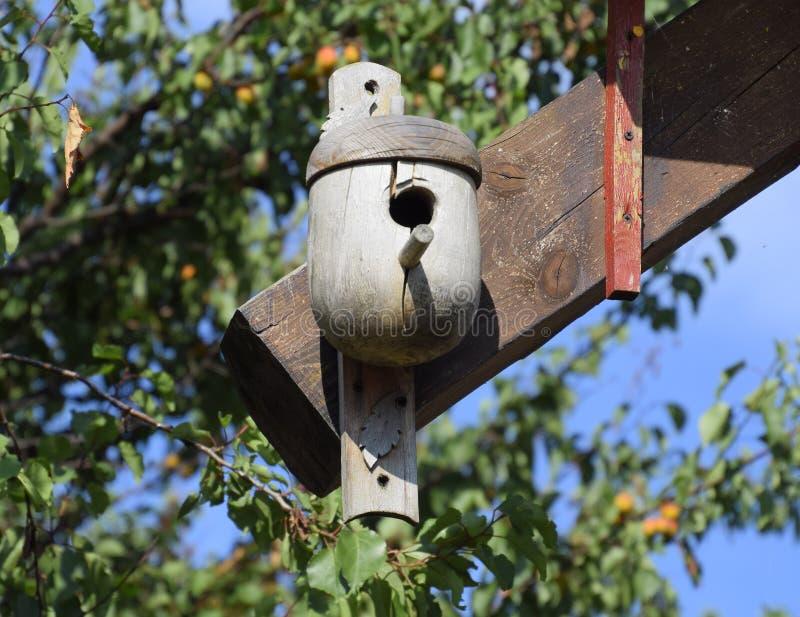 Birdhouses, дома для птиц стоковые изображения