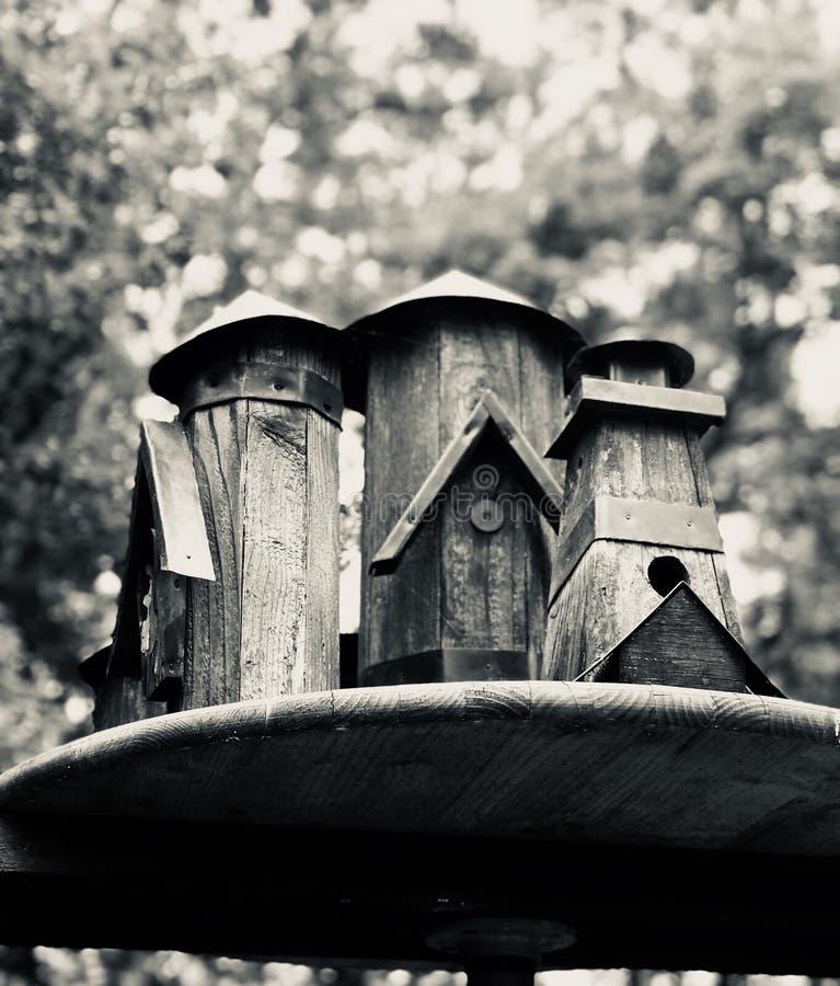 birdhouses fotos de stock royalty free