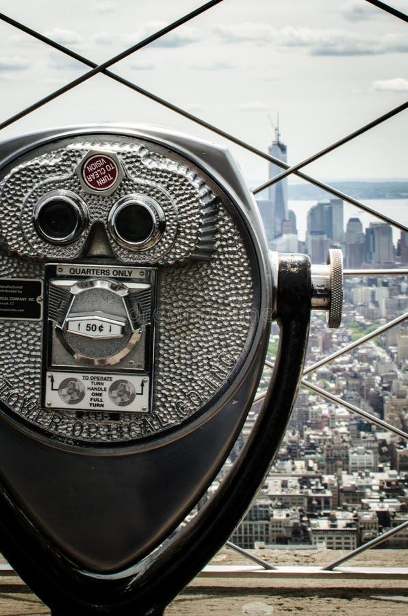 Free Birds Eye View Of Manhattan Stock Images - 31335024