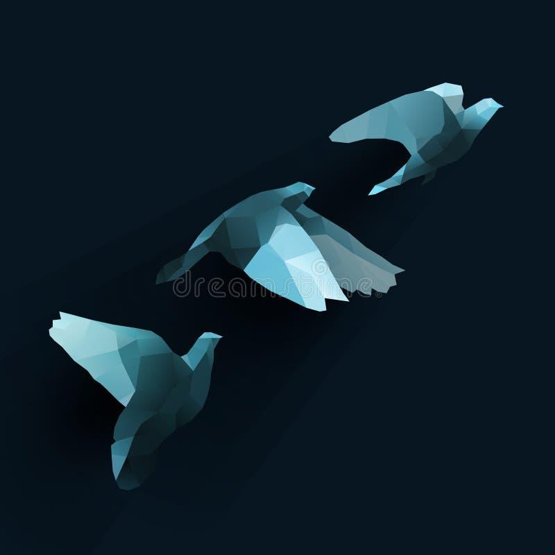 Free Birds Fly Tree Blue Stock Photo - 87629430
