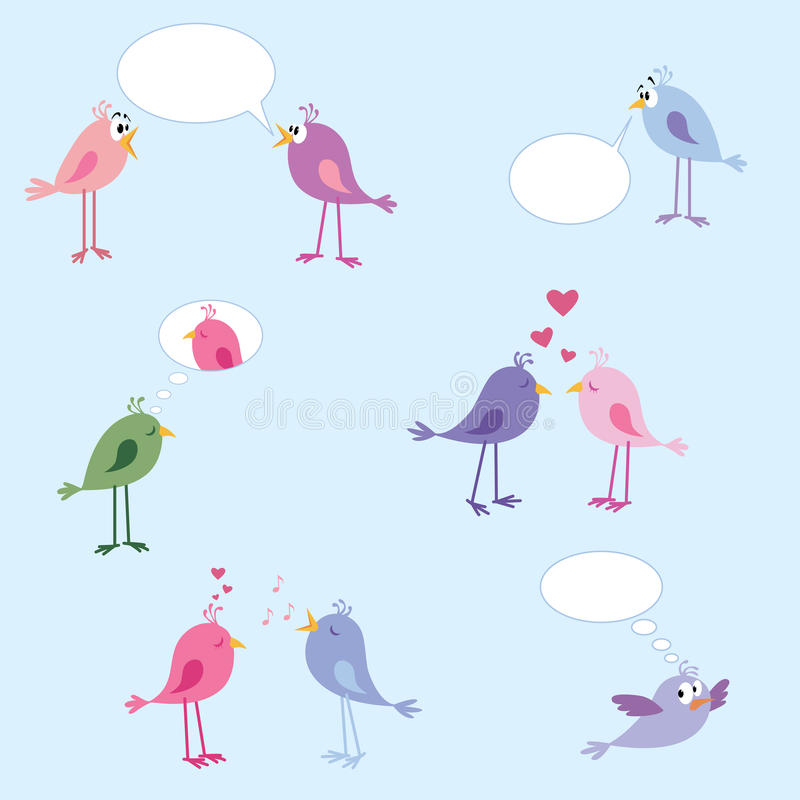 Download Birds - Love, Dating, Relationships Stock Photos - Image: 21200983