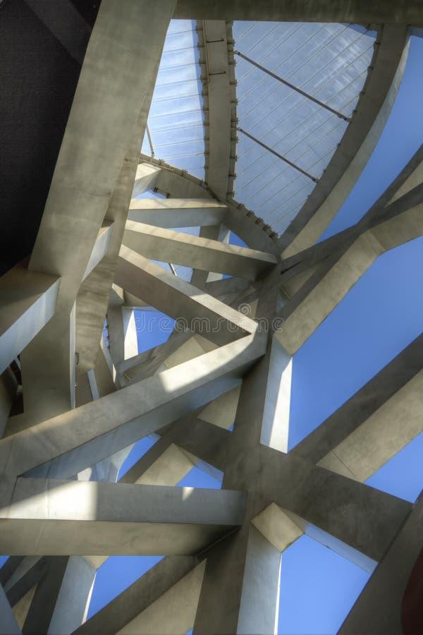 Download Birds Nest - Beijing stock image. Image of arena, building - 21646685
