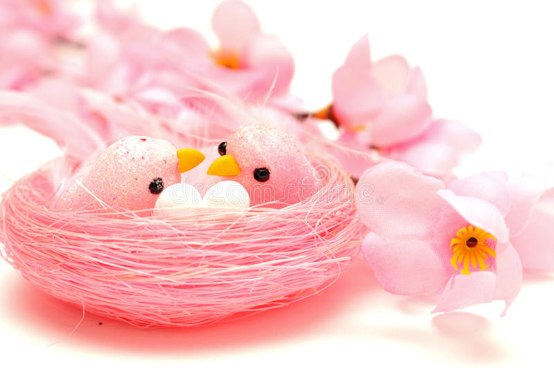 Download Pink Easter stock image. Image of love, spring, easter - 29847555