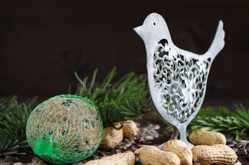 birdseed stock afbeelding