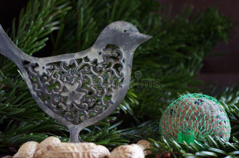 birdseed royalty-vrije stock afbeeldingen