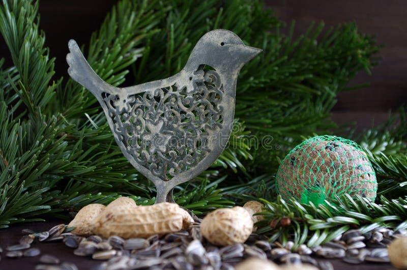 birdseed stock foto's