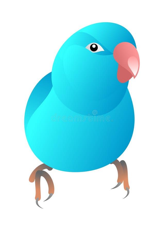 birdy 向量例证