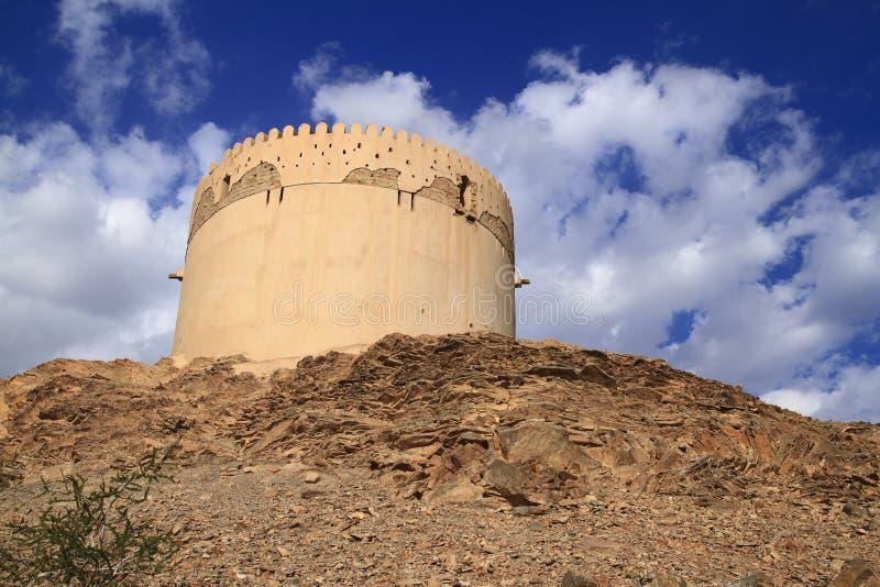 Birkat al-Mawz stock afbeelding