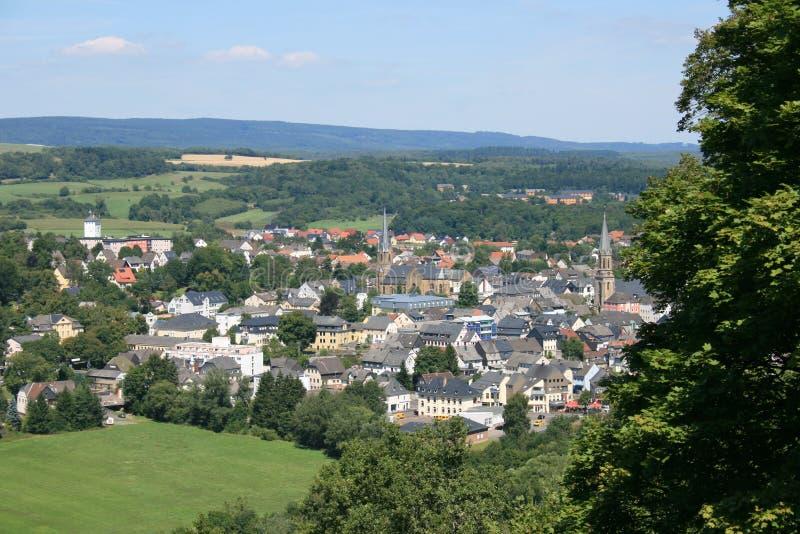 Birkenfeld, Deutschland Germania immagine stock libera da diritti