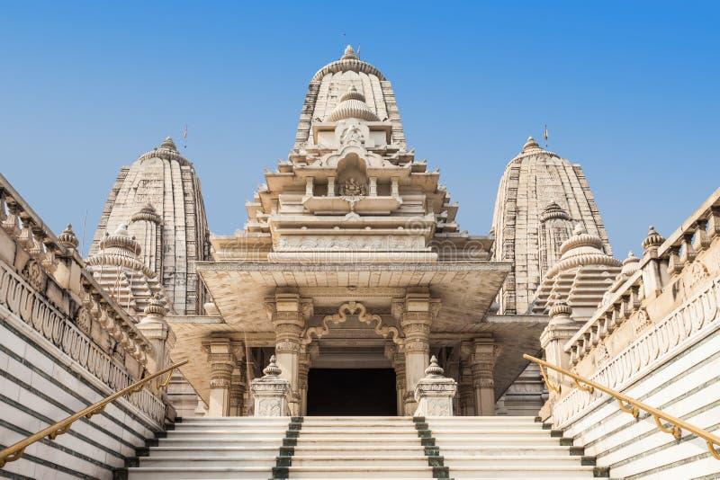 Birla Mandir, Kolkata. Birla Mandir is a Hindu temple located in Kolkata, India royalty free stock images