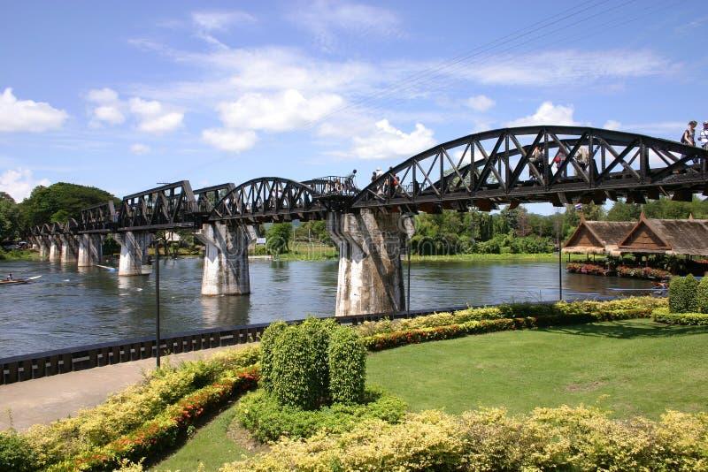 Birma-Gleis stockbilder