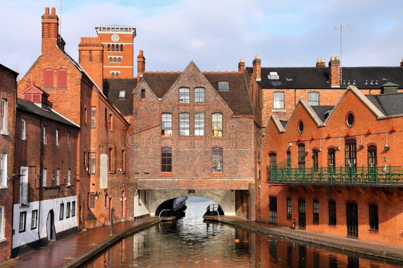 Birmingham lizenzfreies stockfoto