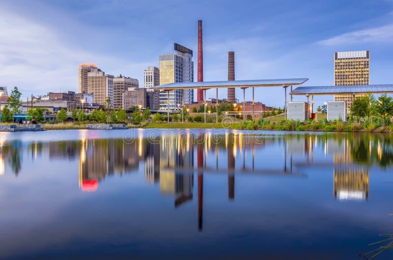 Birmingham Alabama photos libres de droits