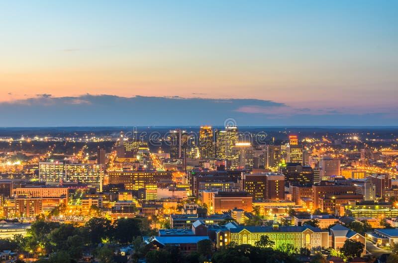 Birmingham, Alabama imagens de stock