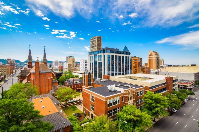 Birmingham, Alabama foto de stock royalty free